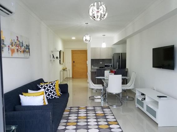 Apartamento Amueblado 1 Habitacion En Alquiler Gazcue En ...