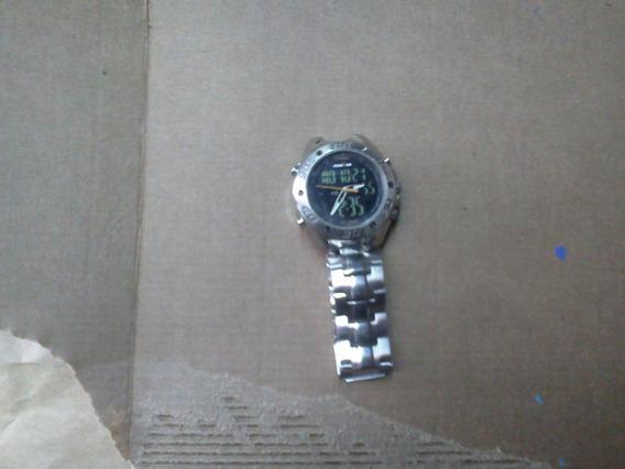 Relogio Timex Ironman Dual Time Antigo