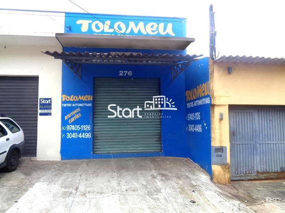 Salão Para Aluguel Em Conjunto Habitacional Padre Anchieta - Sl105455