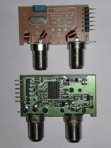 Placa Modulador Rf Century 24.04.045