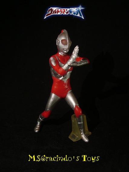 Boneco Bandai / Ultraman Jack - O Regresso De Ultraman Raro