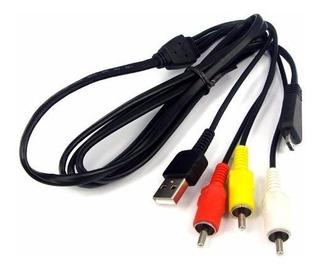 Dsc-wx5 Dsc-wx10 Dsc-hx100 Cable Usb-av Sony Vmc-md3
