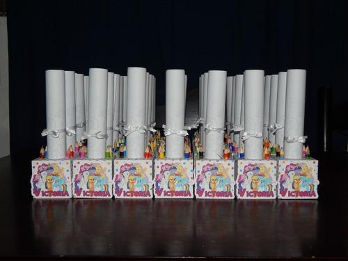 Souvenirs Personalizados Con Crayolas Libritos Kit Cumples