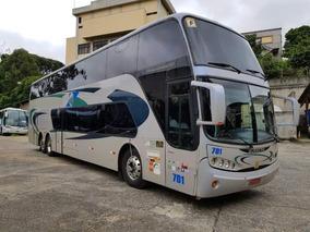 Ônibus Busscar Dd Exeutivo Leito 52 Poltronas Único Dono