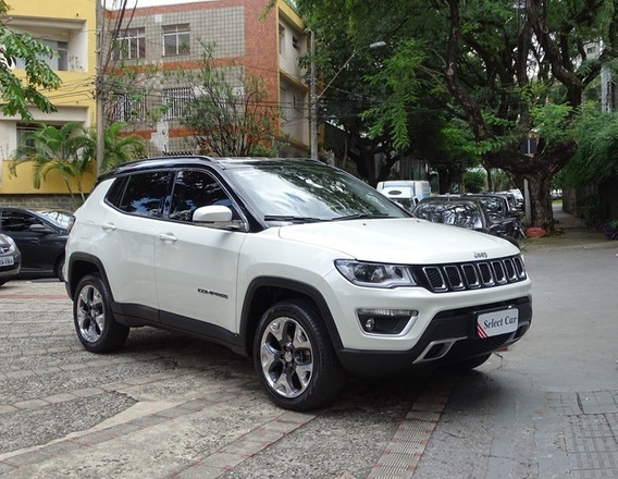 Jeep Compass Limited 2.0 Turbo Aut. 2018/2018