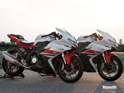 Benelli Bn 302 R Yuhmak Motos