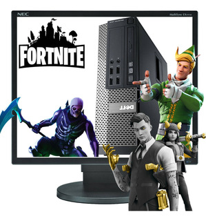 Pc Gamer I5 Torres Computadoras 8gb 500gb Wifi Fortnite Lol