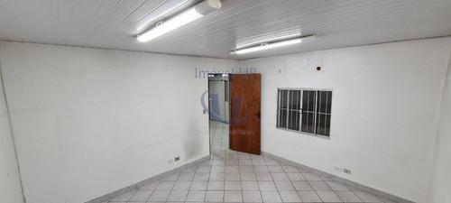 Imagem 1 de 12 de Galpao De 450 M² Com 2 Salas, 3 Banheiros, 1 Copa !!! - L-1821