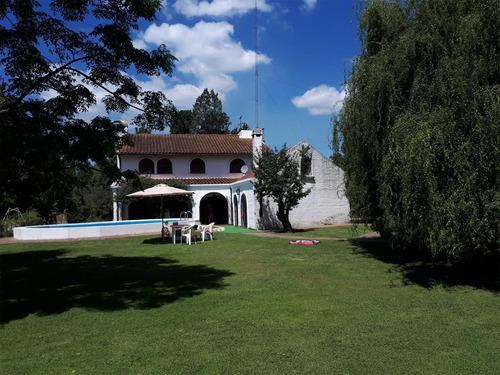 Imagen 1 de 17 de Casaquinta En Venta : 7 Ambientes : Gral. Rodriguez : 2255m2