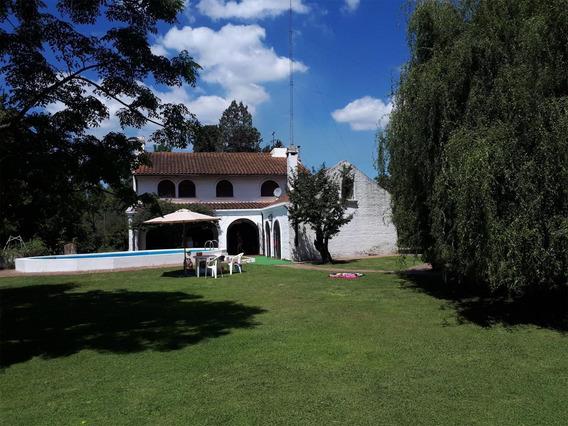Casaquinta En Venta : 7 Ambientes : Gral. Rodriguez : 2255m2