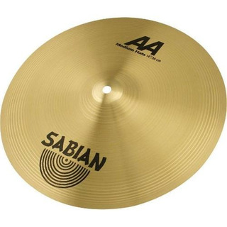 Platillo 13 Pulgadas Medium Hats Aa Br Sabian 21302b