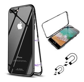 Capa Capinha Case Magnetica iPhone 6 6s 7 8 7 Plus X Xr Xs