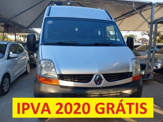 Master 2.3 Minibus L2h2 16l Ano 2009/2010