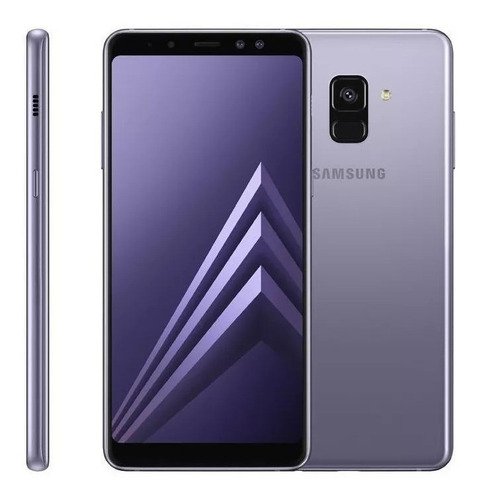 Samsung A8+ Plus A730 - 64gb - 4gb - 16mp - Ametista - N/f