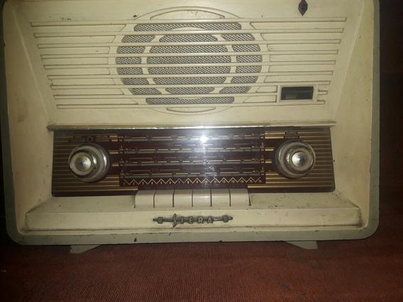 Radio Antiguo Marca Sierra Años 40