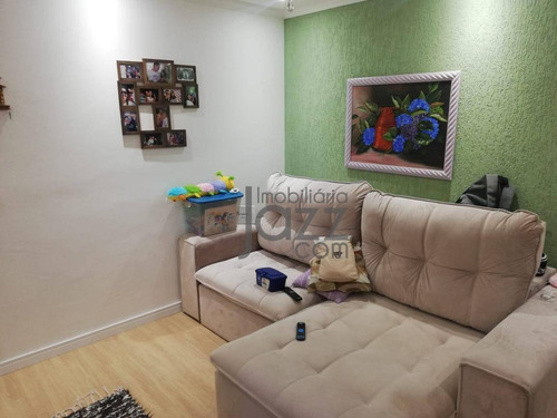 Incrível Apartamento No Residencial João Vieira, Em Paulínia - Ap2777