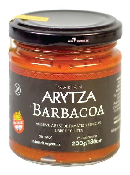 Salsa Barbacoa Gourmet Arytza - 100% Natural - Sin Tacc