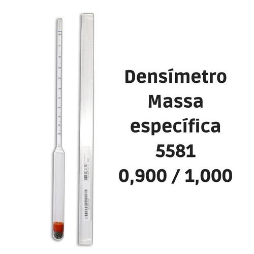 Densímetro Para Massa Específica 0,900/1,000:0,001 5581