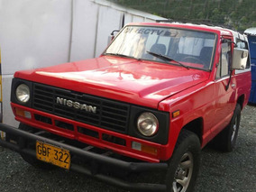 Nissan Patrol Samurai