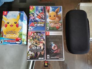 Permuto Juegos Y Accesorios Nintendo Switch