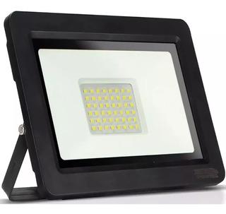 Refletor Led Holofote 100w Bivol A Prova D
