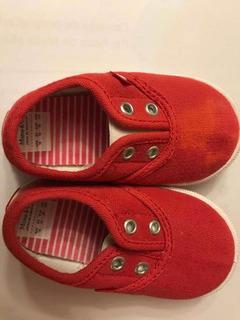 Zapatillas Minimimo Tipo Panchas