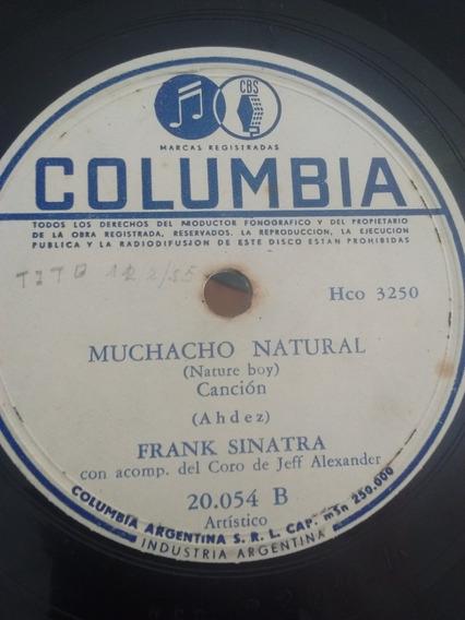 Frank Sinatra Disco Pasta Columbia 20054 C25