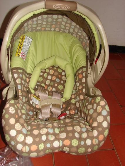 Graco Snugride Silla De Bebé Para El Carro