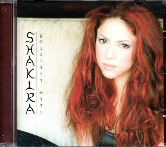 Cd Shakira - Greatest Hits