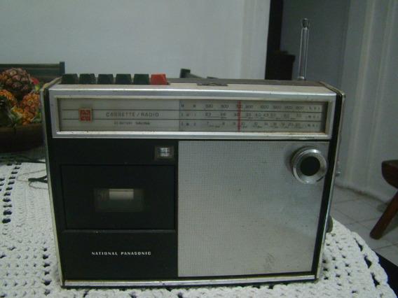 Rádio Cassete National Panasonic R 530b , Ler Descrição