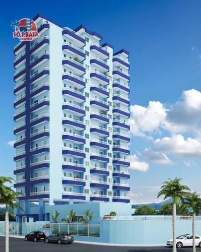 Imagem 1 de 30 de Cobertura Com 2 Dormitórios À Venda, 118 M² Por R$ 680.000,00 - Vila Caiçara - Praia Grande/sp - Co0030