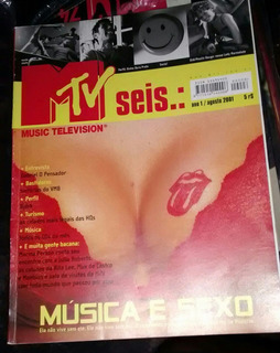 Revista Mtv Nº 6