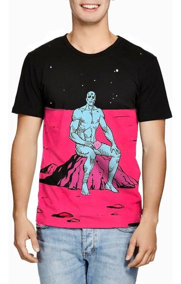 Camiseta Watchmen Dr. Manhattan Dc