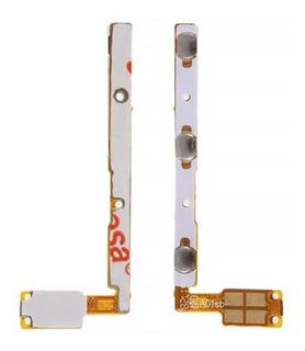 Flex Botão Power Volume Motorola Moto G5s Xt1792