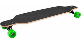 Skate Longboard Street Rodas De Silicone
