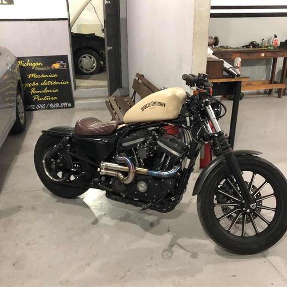 Escapamento Para Harley 883/48