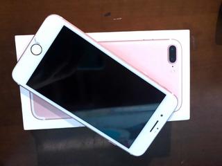 Celular iPhone 7 Plus Rose 128gb