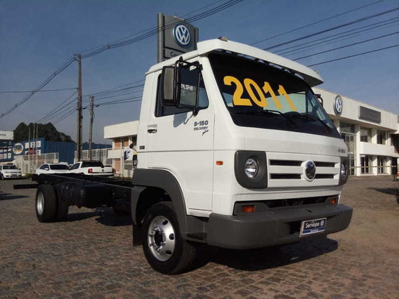 Volkswagen 8.150 E Delivery Plus 2011
