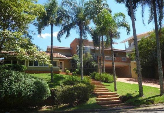 Casa Com 4 Dormitórios À Venda, 590 M² Por R$ 3.500.000,00 - Gramado - Campinas/sp - Ca13491