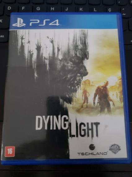 Dying Light Ps4 Mídia Física Seminovo