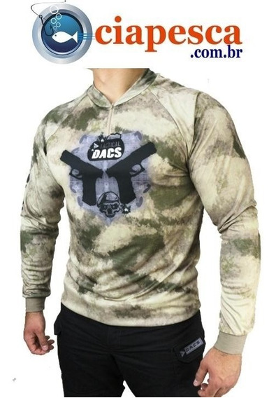 Camiseta Sublimada Double Pistol Dacs