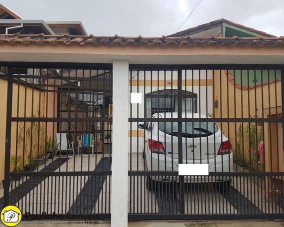 Casa Pára Locação Definitiva Há 900 Metros Na Praia De Peruíbe - Ca03362 - 34806399
