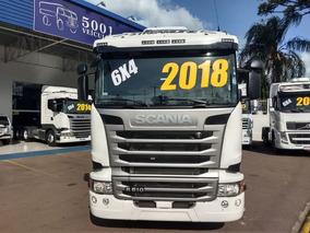 Scania R 510 - 6x4 2018