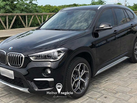 Bmw X1 Sdrive 20i X-line 2.0 Turbo Act. Flex Aut. 2019 Preta