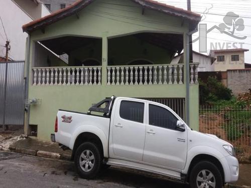 Cód 4373- Linda Casa No Centro De Ibiúna. - 4373