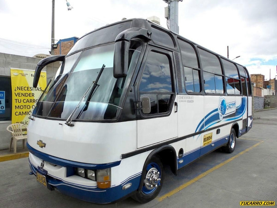 Microbuses Chevrolet Npr