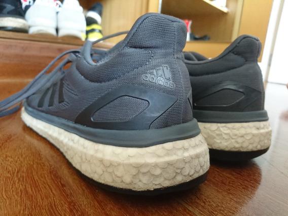 Tenis adidas Boost Response 9,5us (41 Br) Corrida Lindo Cinz