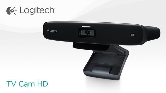 Logitech Hd Mac Wifi Skype Tv 860-000391 Sem Controle Remoto
