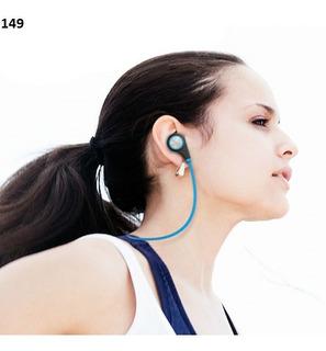 Fone Ouvido Bluetooth Sem Fio Academia Corrida Profissional