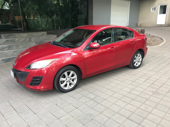 Mazda 3 Equipado Manual 2010 (unico Dueño)
